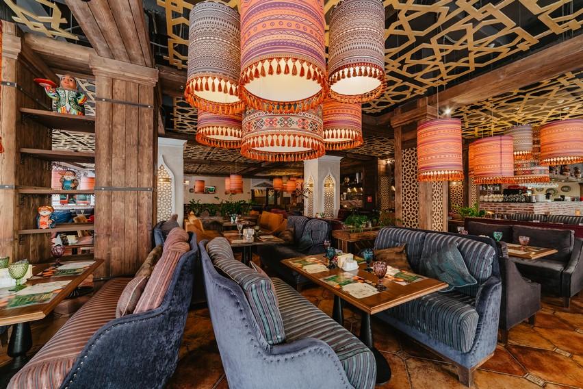 является мнение, фото ресторан бахрома на петроградке обработки каждого